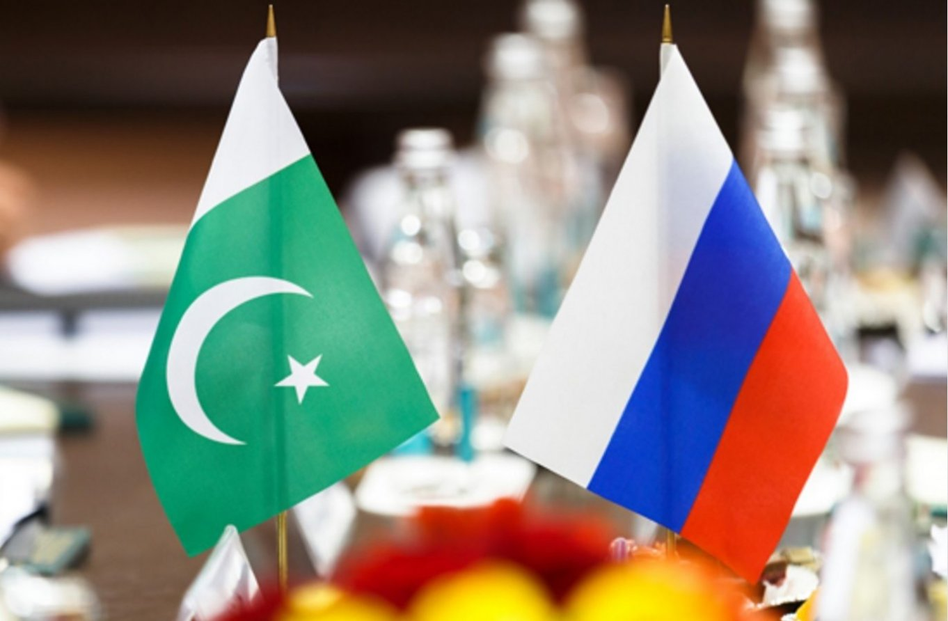 Russia and Pakistan are the victim of West