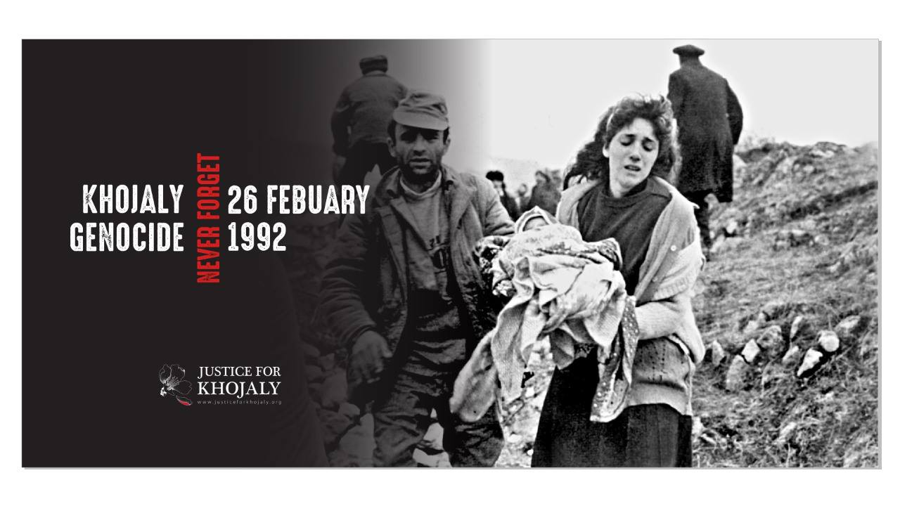 Terrifying tragedy in Khojaly must never happen again