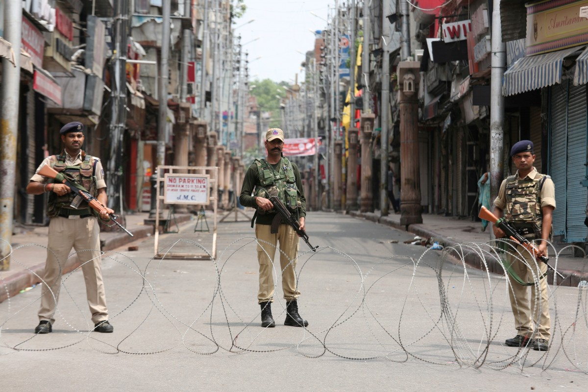 Kashmir Situation: Choice Between War and Peace